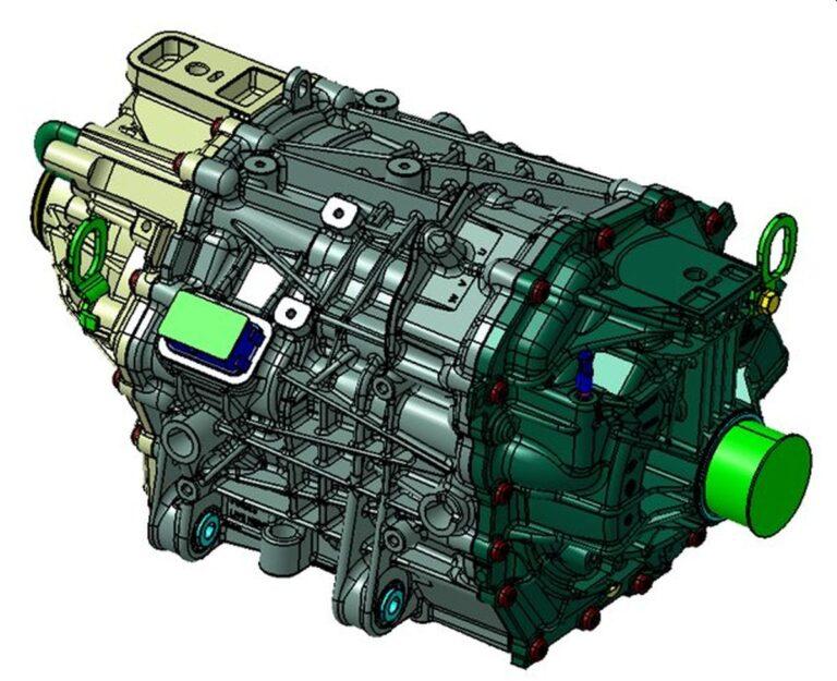 Ford prikazao kućište za električne motore