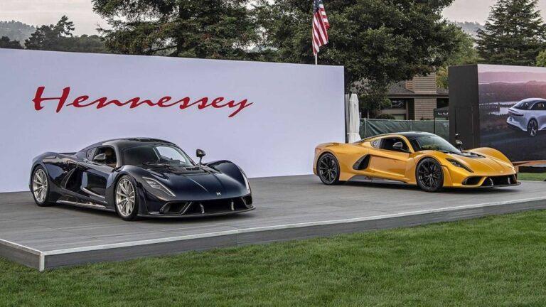 Rasprodat Hennessey Venom F5