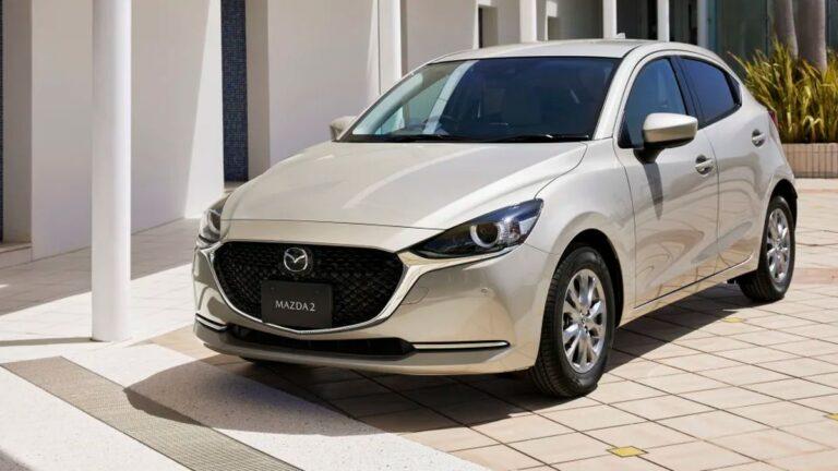 Mazda 2 osvežena za novu sezonu