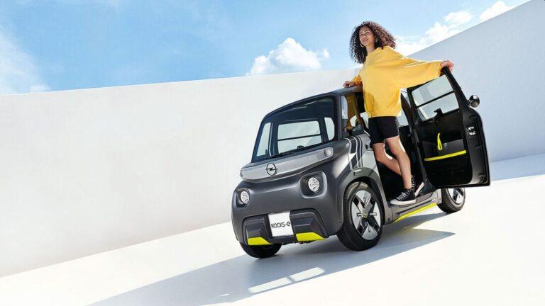 Opel Rocks-e za urbanu mobilnost