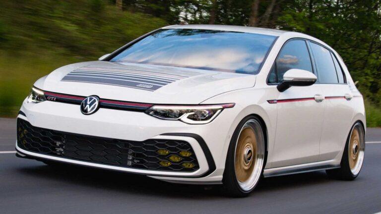 Volkswagen Golf GTI BBS koncept