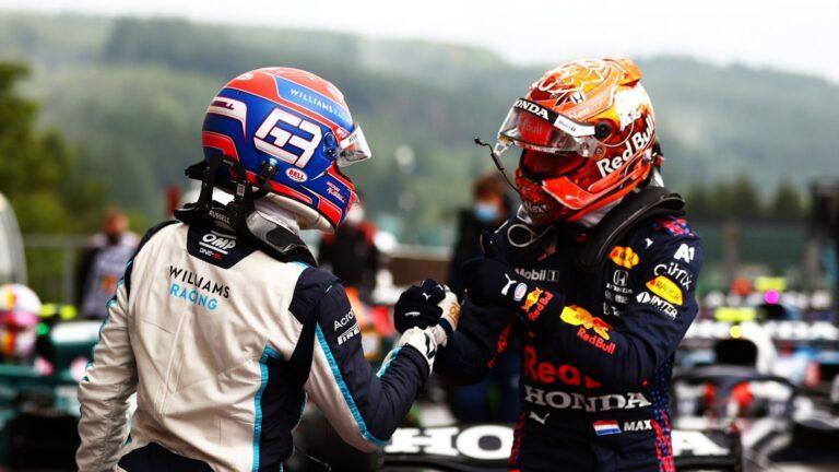 F1: Verštapen na pol poziciji u Belgiji posle prekida