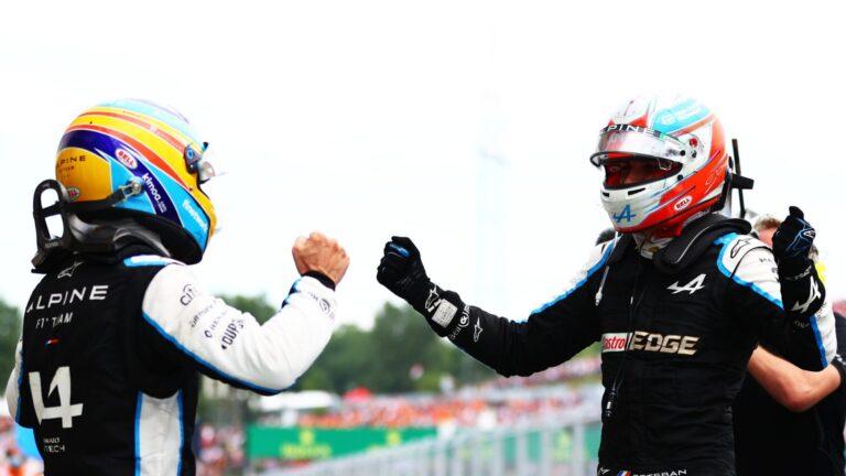 F1: Okon pobednik po prvi put u F1 karijeri