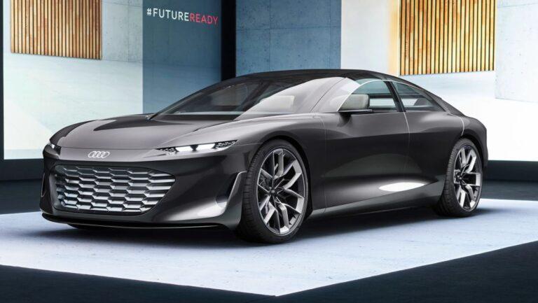 Audi Grandsphere je budući A8