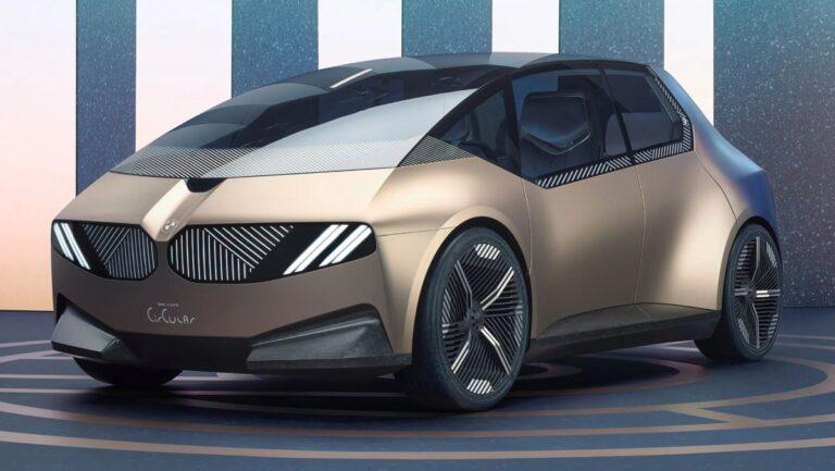 Minhen: BMW i Vision Circular