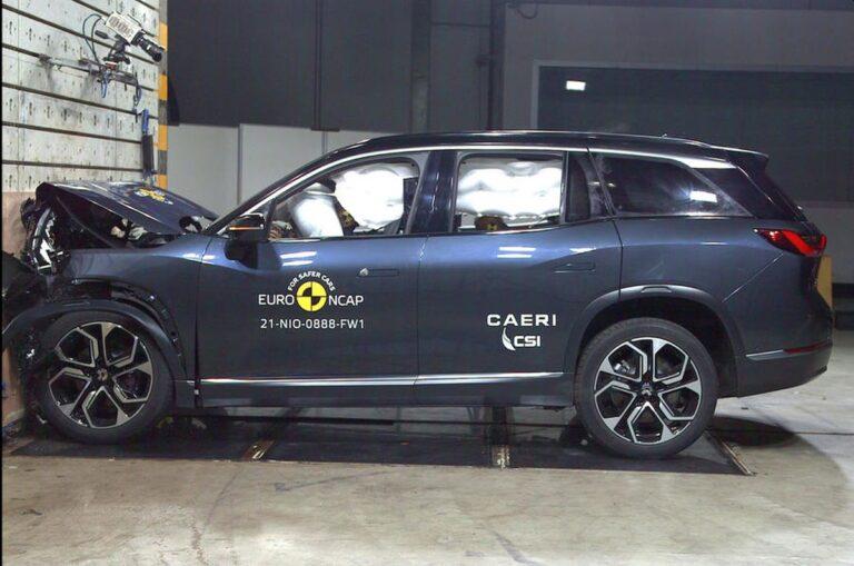 Kineski noviteti odlični na Euro NCAP testu