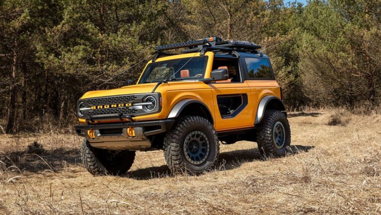 Ford Bronco možda stiže u Evropu