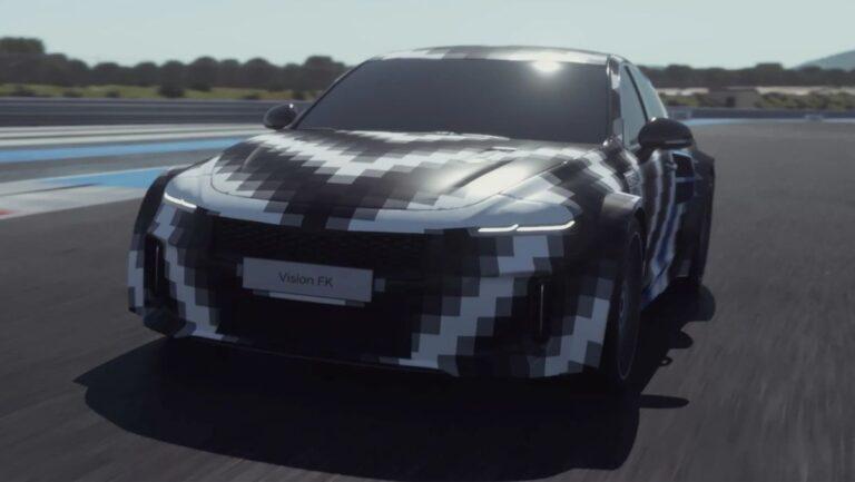 Hyundai Vision FK koncept