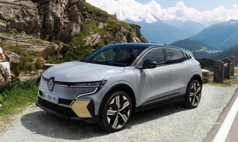Minhen: Renault Megane E-Tech Electric