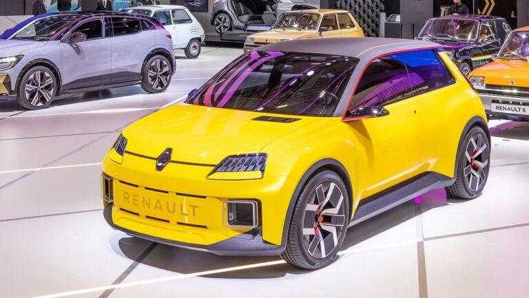 Minhen: Električni Renault 5 stiže 2024.