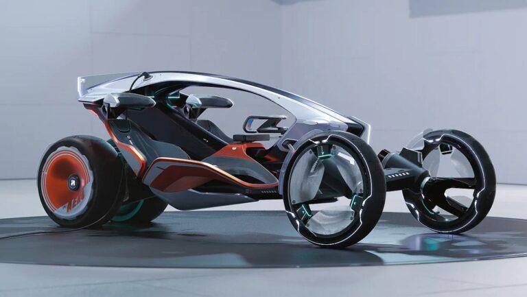 SAIC Design predstavio R RYZR koncept