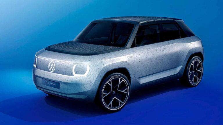 Minhen: Volkswagen ID. Life koncept