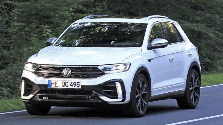 Novi Volkswagen T-Roc bez kamuflaže