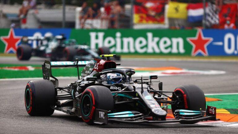 F1: Botas osvojio pol poziciju za sprint u Monci, ali startuje sa začelja u nedelju