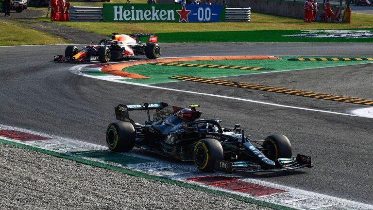 F1: Botas pobednik na sprintu u Monci, Hamilton tek peti