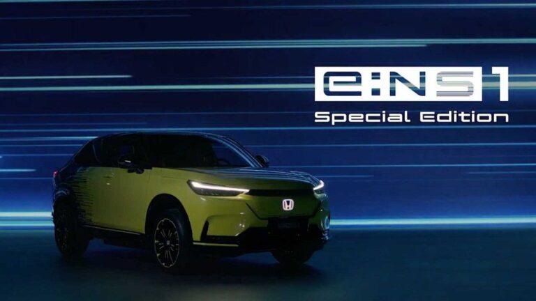 Honda prikazala električni e:NS1