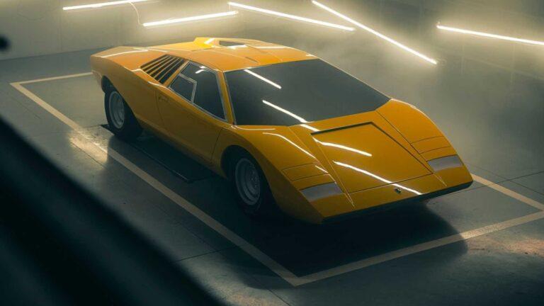 Obnovljen prvi Lamborghini Counatch u istoriji