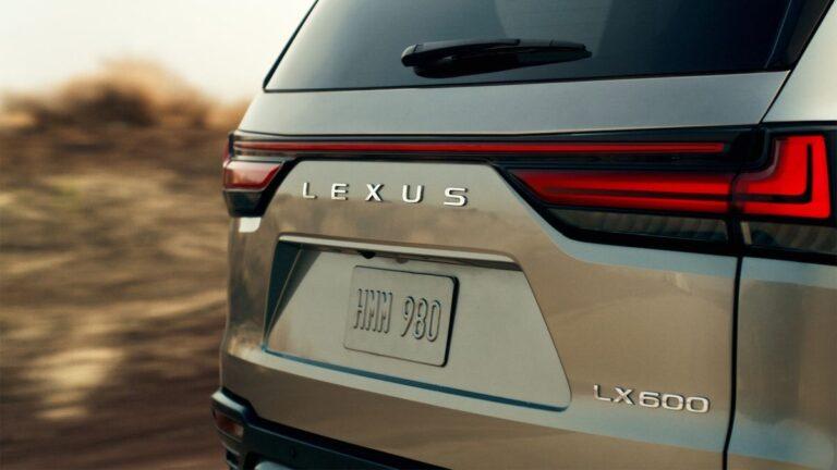 Lexus najavio novi LX