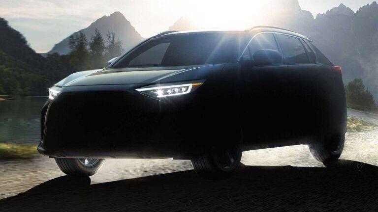 Subaru prikazao enterijer buduće Soltere