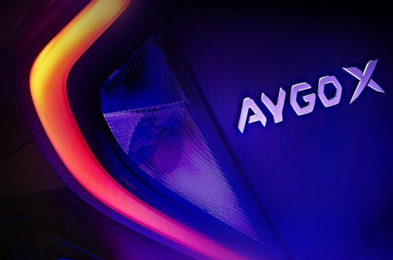 Toyota najavila Aygo X